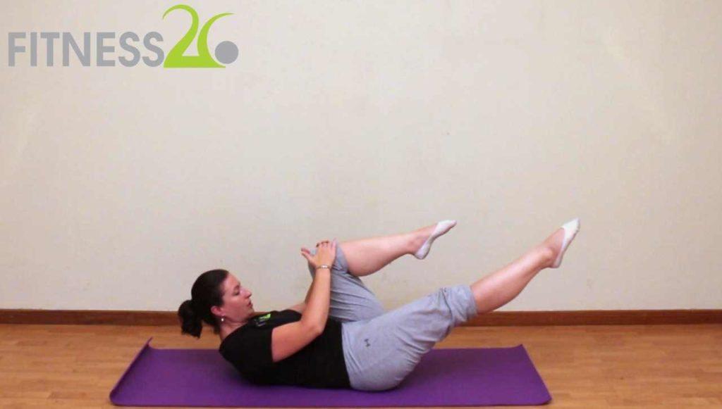 Pilates Mat Class – Meg