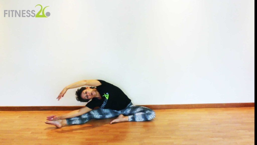 Mariette – Beginner Ballet Class: Stretching