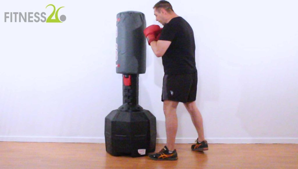 Left Hook Technique – Ruben