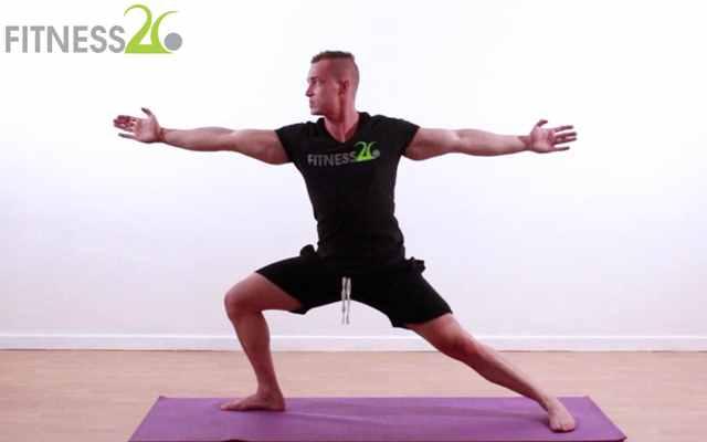 Ashtanga Yoga – Shaun