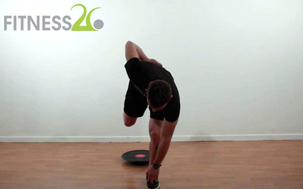 Proprioception And Balance – Josh