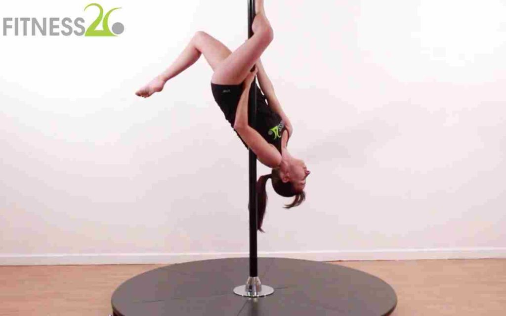 Pole Climbs And Inverts: Lesson 2 – Nikki