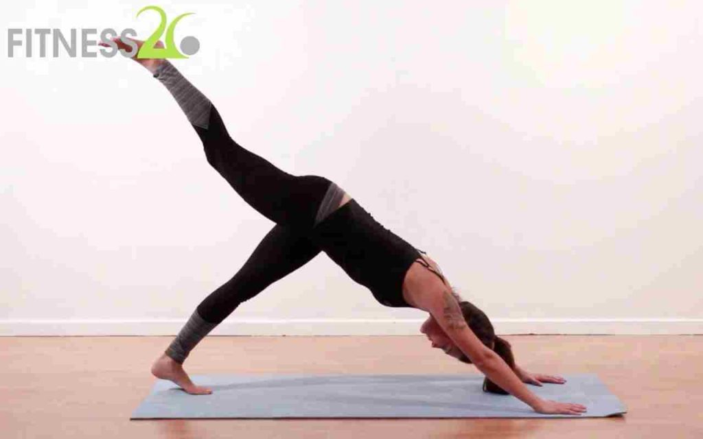 Yoga for Upper body – Tristan