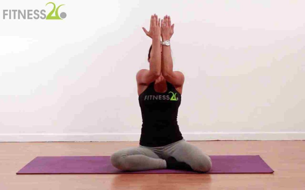 Pilates: Upper Back And Arms – Goretti