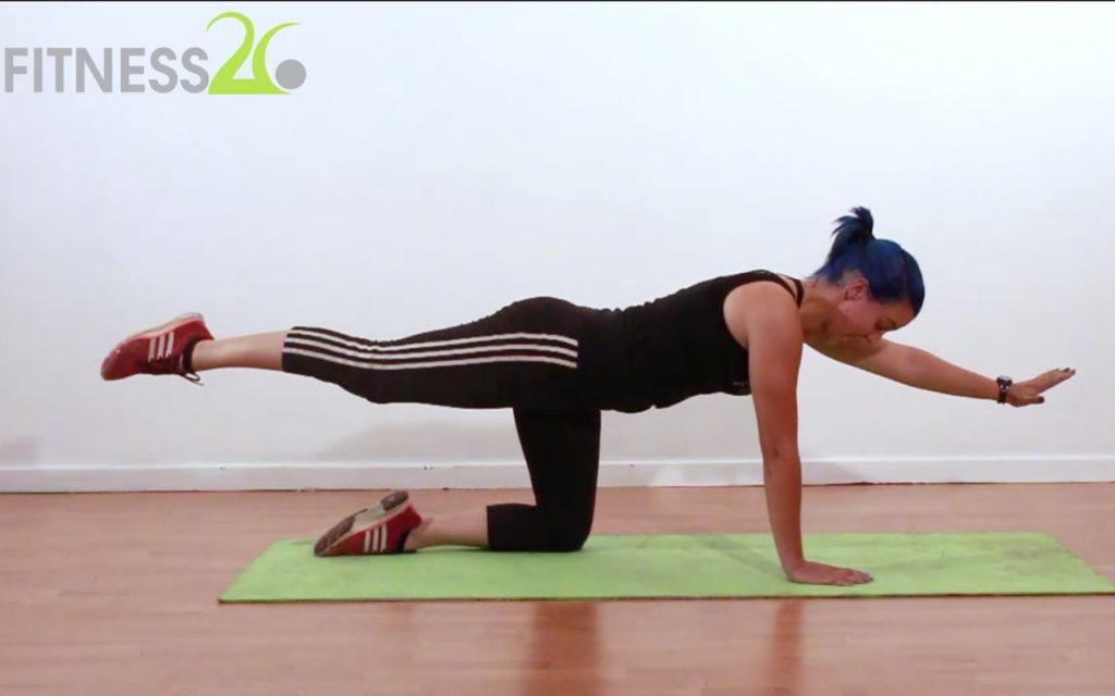Post Pregnancy Workout 2
