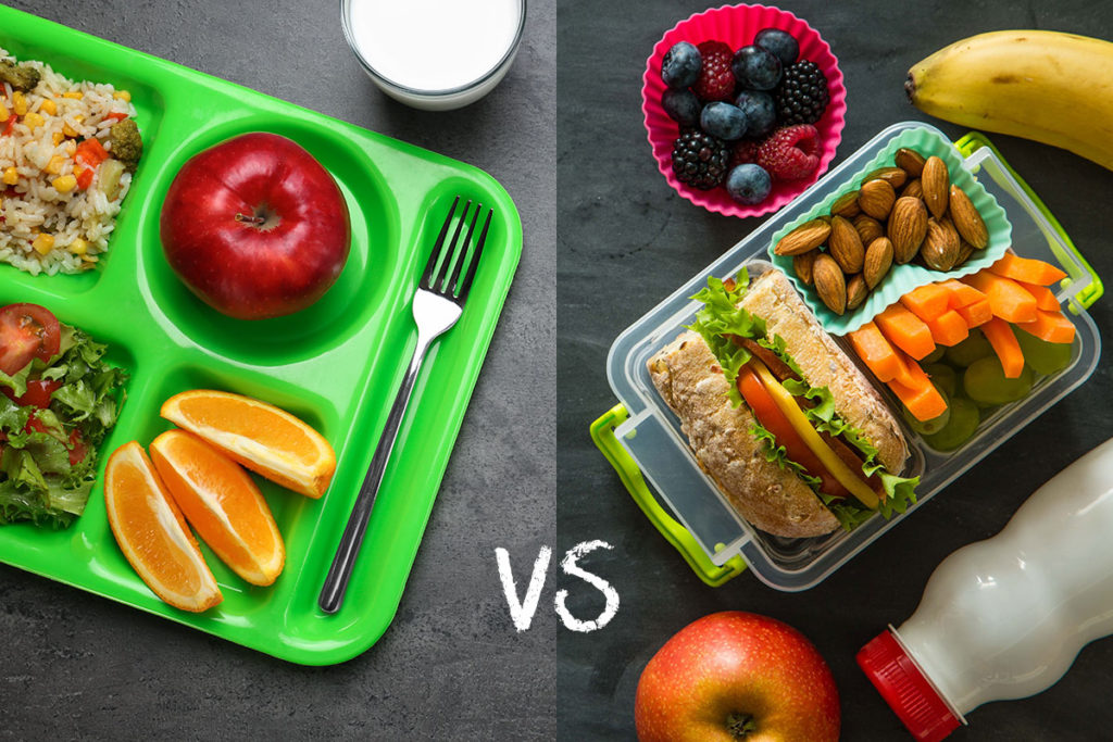 How To Make A Healthy Packed Lunch – Lila Bruk